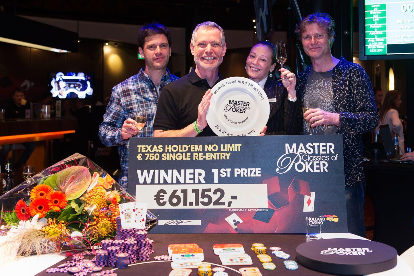 MCOP: Douglas Roberts wint het €750 event!
