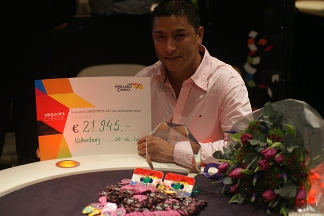 EPC Main Event winnaar: Phan