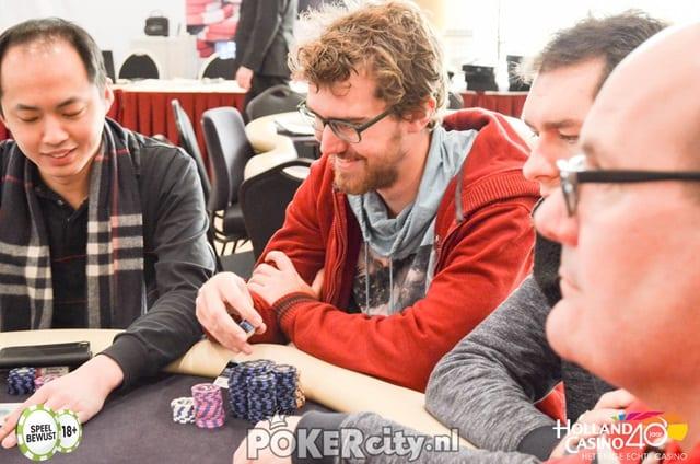 Sander van Wesemael - Utrecht Poker Series - €700 NLHE Main Event Dag 2 + 3