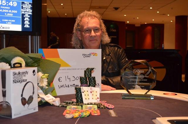 Winnaar: Roger Morren