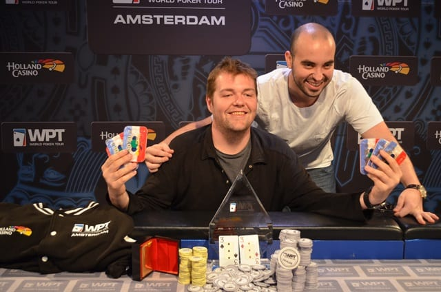 Jason Wheeler wint de High Roller