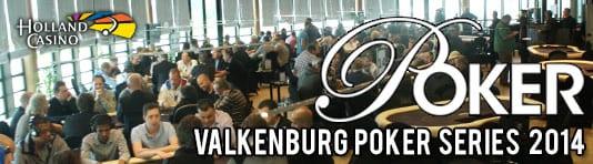 Valkenburg Poker Series Live Reporting