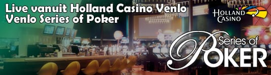 Venlo Series of Poker Live Reporting