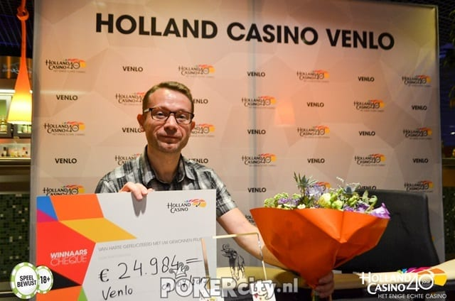 MCOP Main Event - Jussi Nevanlinna wint!