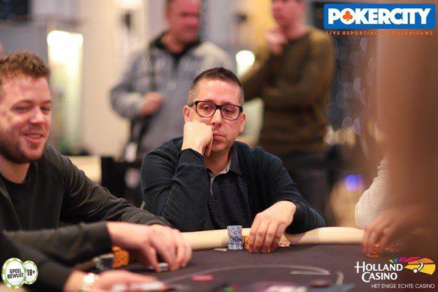 PokerCity League Ranking - Maarten van Delft, Ben Aerts, Kees Aerts