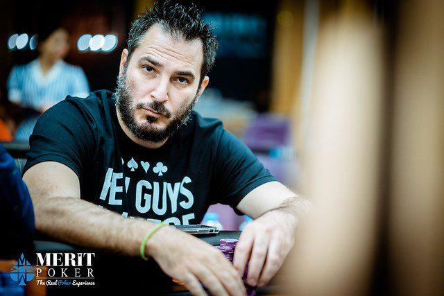 Andreas Christoforou Merit Poker Classic