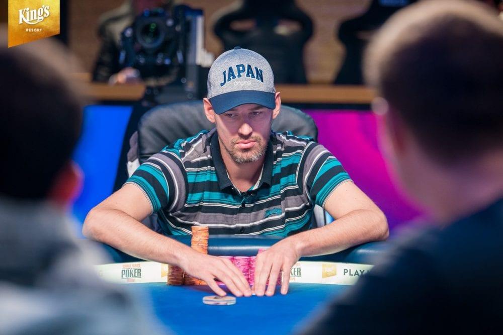WSOP-C Rozvadov - Tobias Peters