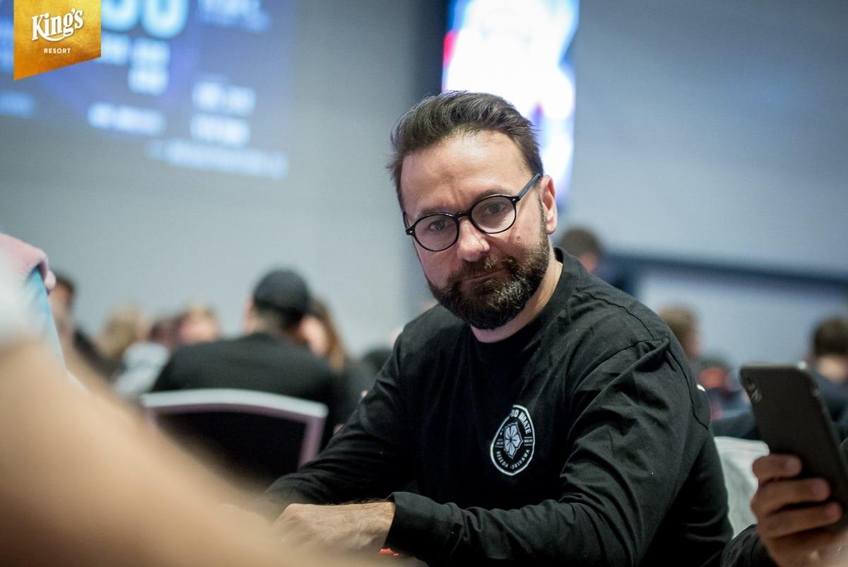 WSOP - Daniel Negreanu