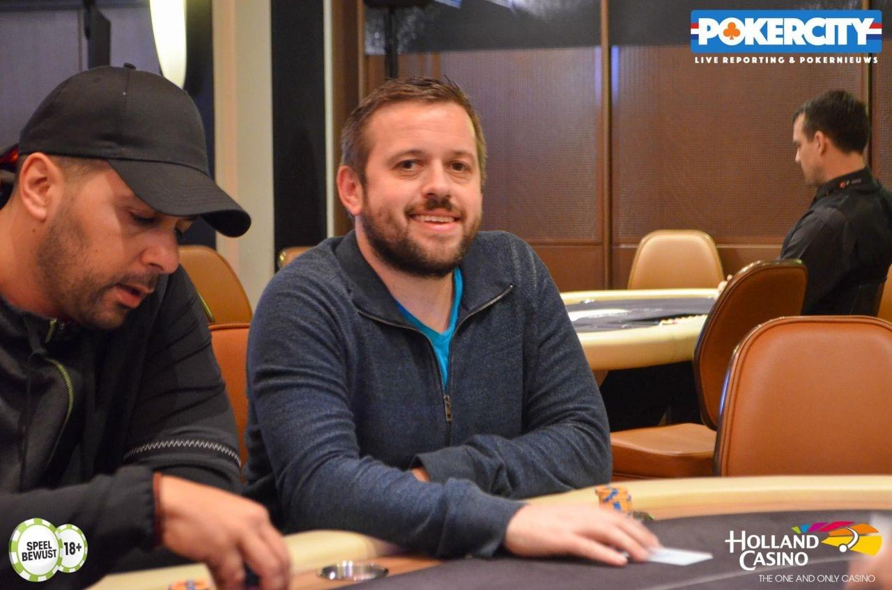 WSOP - Kenny Hallaert