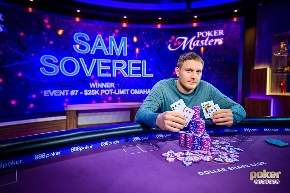 Sam Soverel Wins Event 7