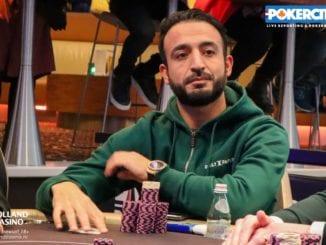 WSOP Circuit Rozvadov - Iman Ghashayar