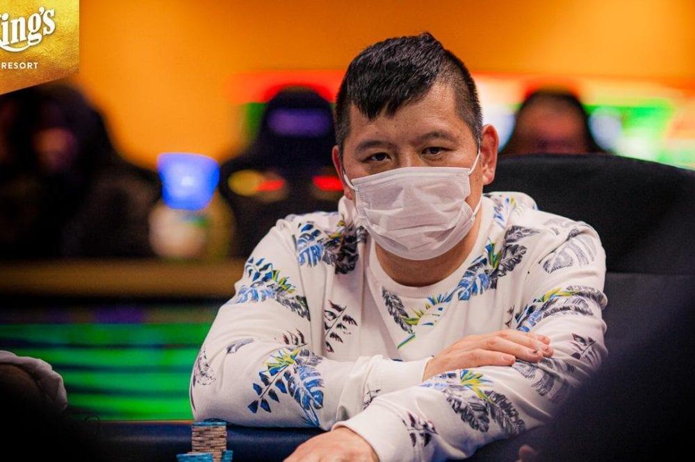 WSOPC 2021 Rozvadov - Zhong Chen
