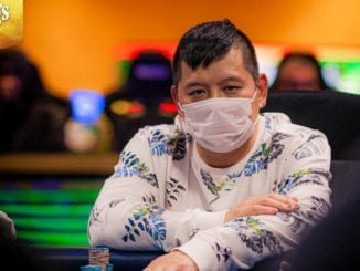 WSOPC Rozvadov - Zhong Chen