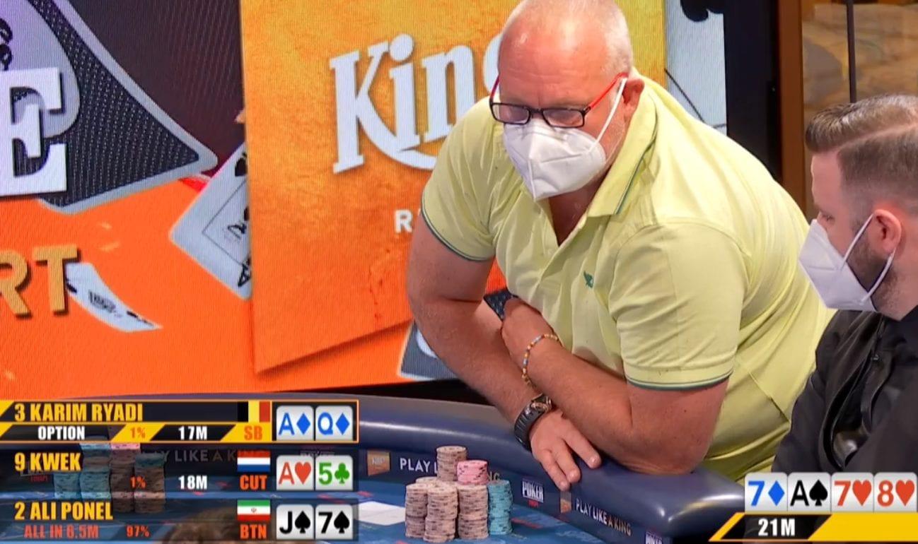 €230 Dutch Classics Warm-Up Main Event - Kwek