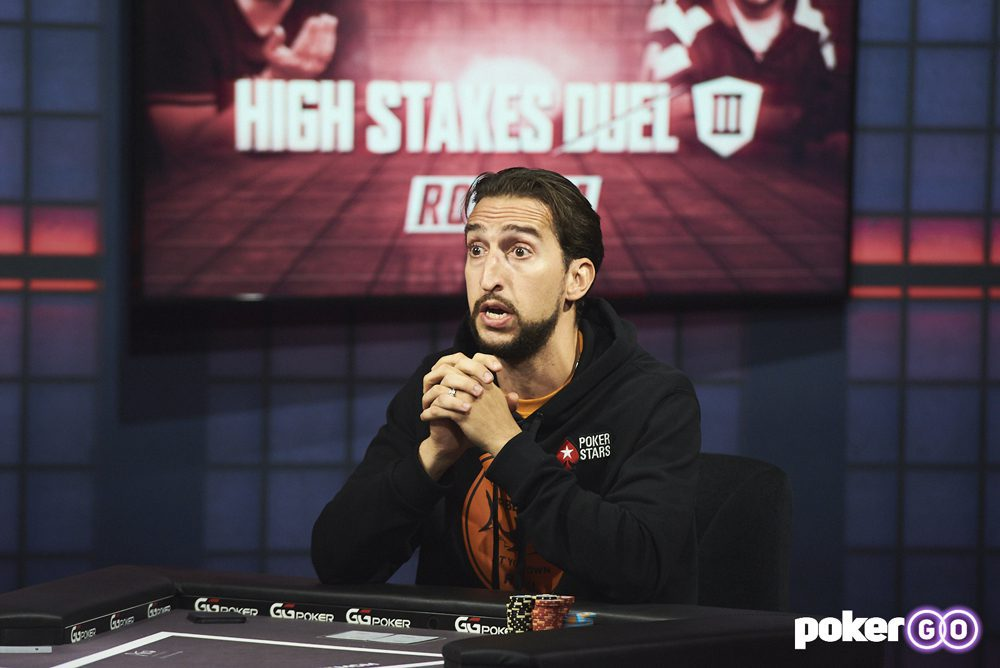High Stakes Duel III - Ronde 1 - Nick Wright