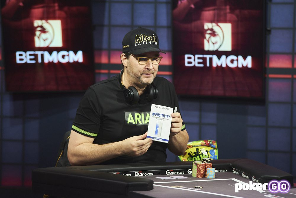 High Stakes Duel III - Ronde 1 - Phil Hellmuth