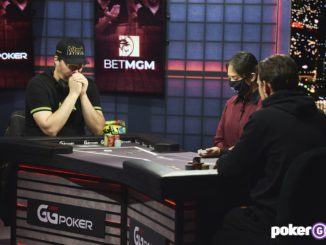 High Stakes Duel III - Ronde 1 - Phil Hellmuth vs Nick Wright