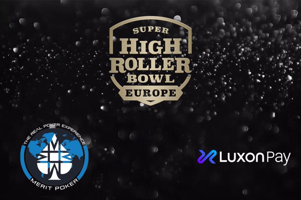 Super High Roller Bowl Europe 2021