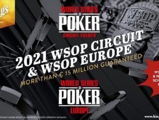 WSOP Europe 2021, King's Resort, Rozvadov