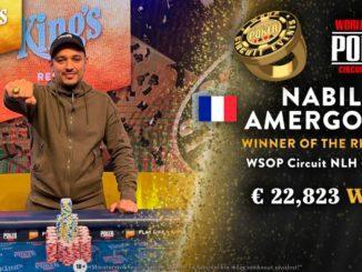 WSOPC - Nabil Amergoul