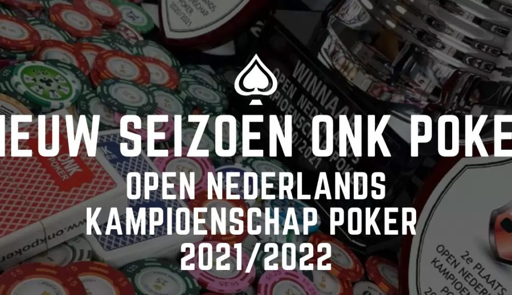 ONK Poker - Seizoen 2021/2022