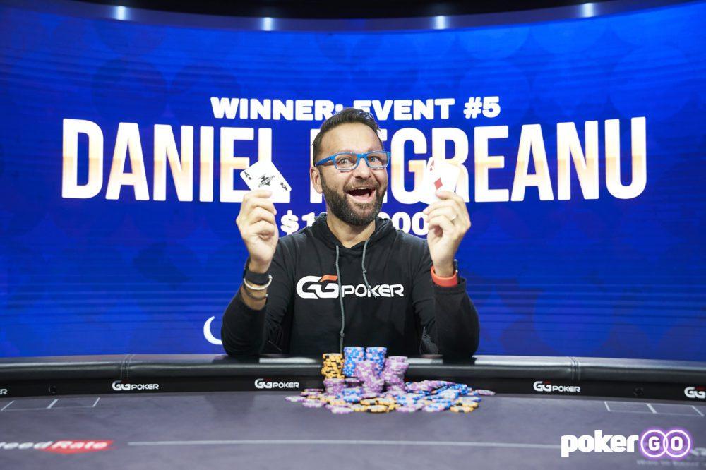 Poker Masters - Daniel Negreanu