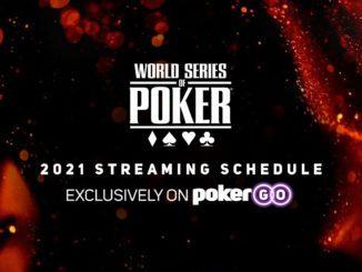 World Series of Poker 2021 - PokerGO