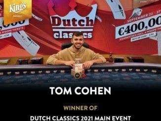Tom Cohen - Dutch Classics