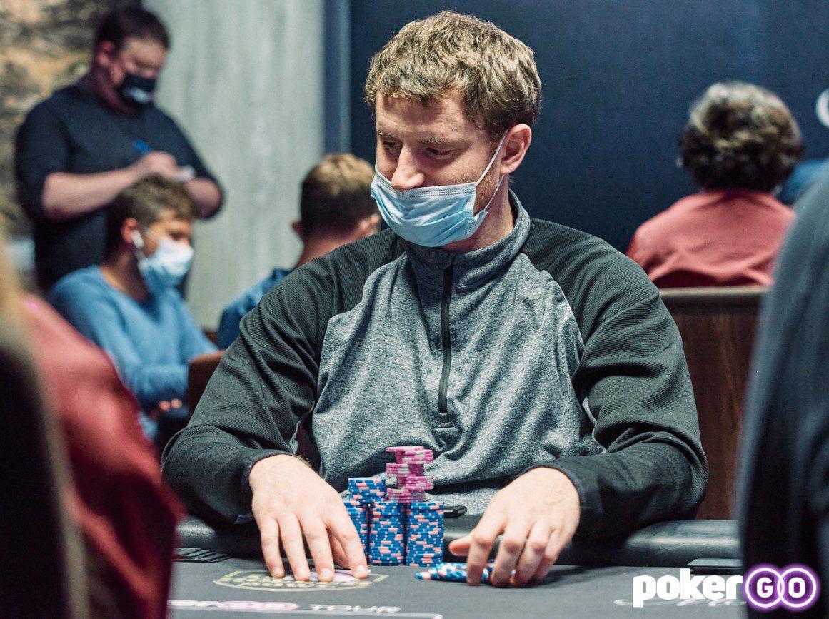 Poker Masters - David Peters