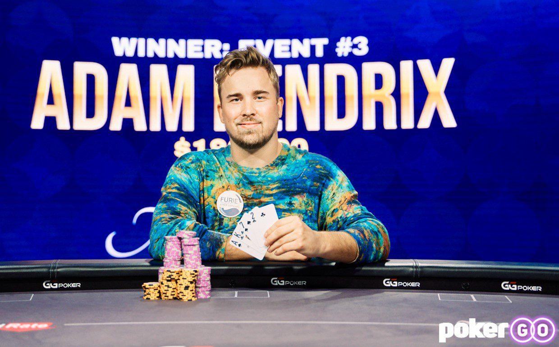 Poker Masters - Adam Hendrix