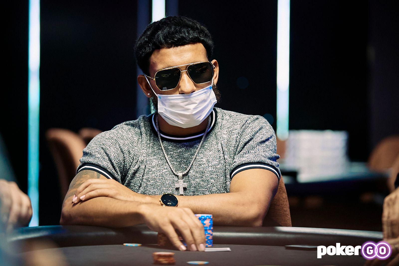 Poker Masters - AP Louis Garza
