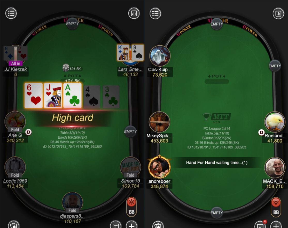 PokerCity League - Seizoen 2 - #14 - Jaska Kierzek bubble