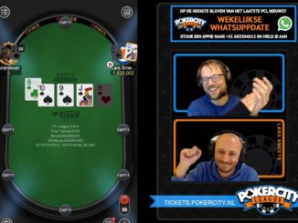 PokerCity League - Seizoen 2 - #14 - Lars Smeets