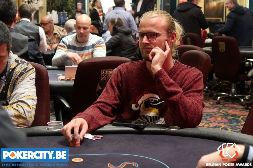 WSOP - Johan Schumacher