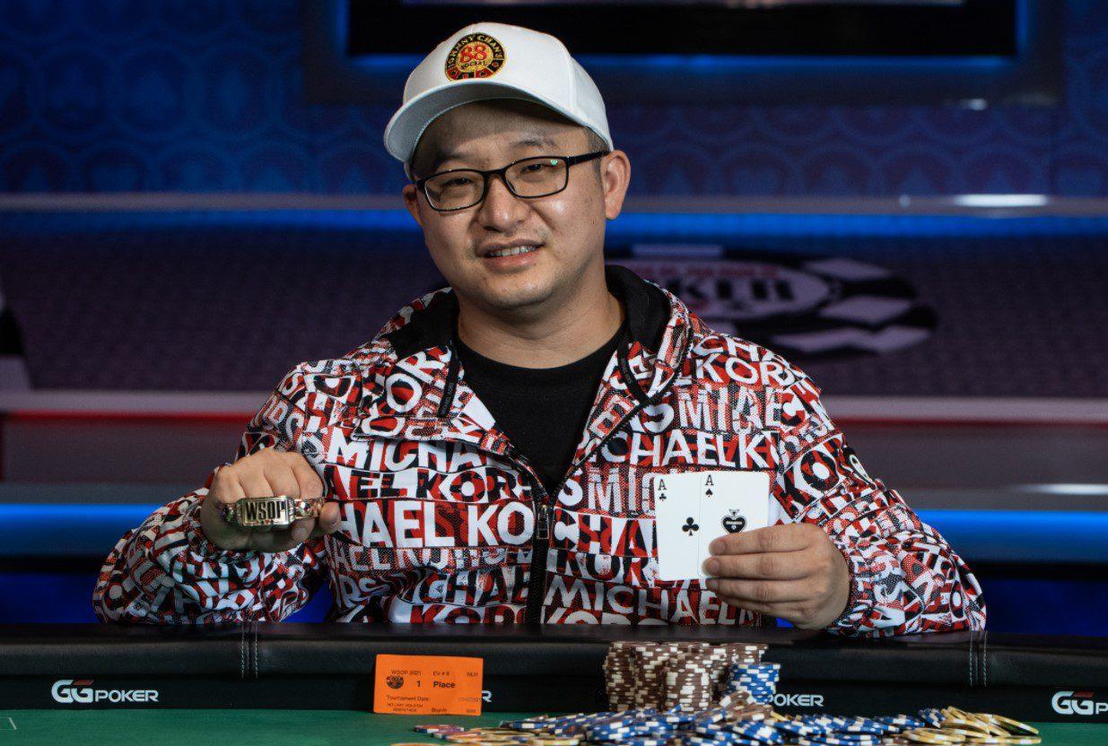 WSOP - Zhi Wu