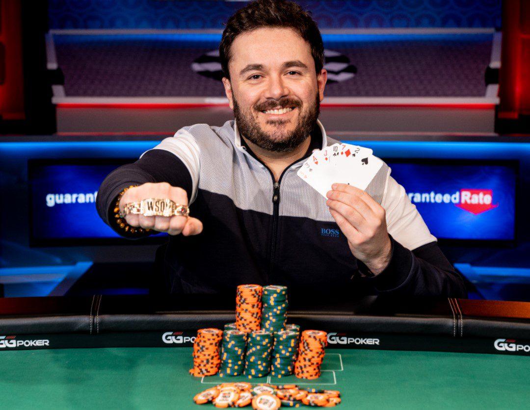 WSOP - Anthony Zinno